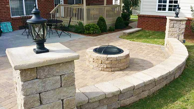 Proudly offering landscape design and hardscape services to the following  areas: Adams, TN; Clarksville ... - Landscaper In Clarksville, TN Hardscaping Services